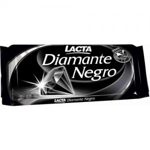 Chocolate Diamente Negro Lacta