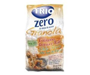 Granola de Cereais zero Trio