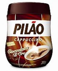 Cappuccino chocolate e avelã Cioccolata D Ouro Pilão
