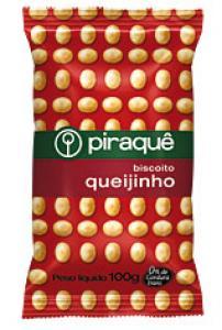 Biscoito queijinho Piraquê