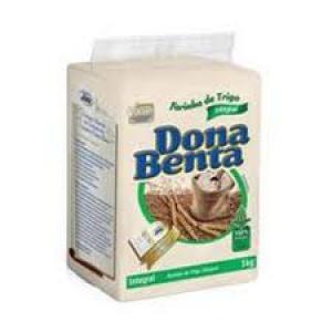 Farinha de trigo integral Dona Benta