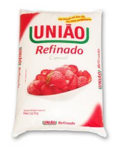 Açúcar refinado especial União