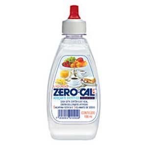 Adoçante dietético líquido Zero Cal