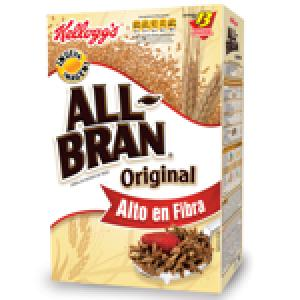 Cereal All Bran Original Kelloggs