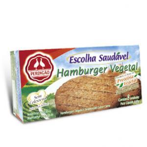 Hambúrguer Vegetal a base de soja Perdigão