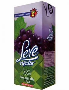 Suco de uva Leve néctar
