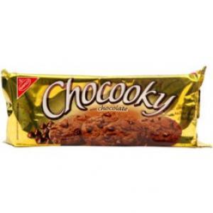 Biscoito cookies sabor chocolate Chocooky