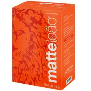 Chá matte leão
