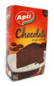 Chocolate em pó Apti