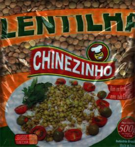 Lentilha Chinezinho
