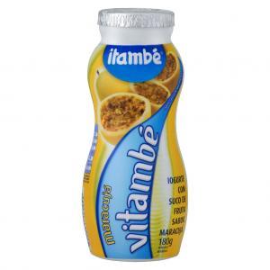 Iogurte maracujá Vitambé Itambé