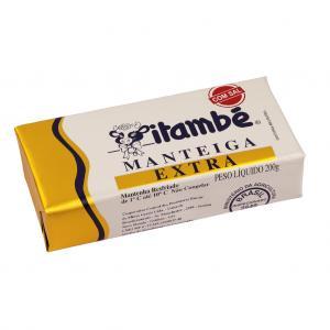 Manteiga com sal Itambé
