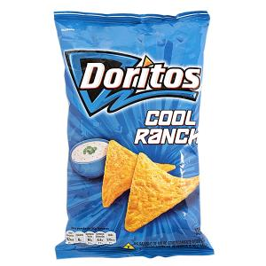 Biscoito salgado Doritos Cool Ranch