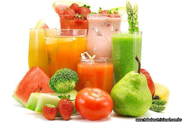 Alimentos Detox: Aprenda a usá-los para emagrecer.