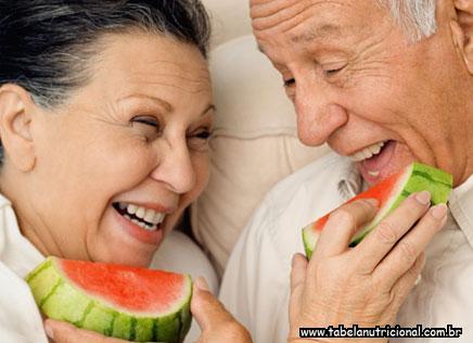 Vive mais quem come menos